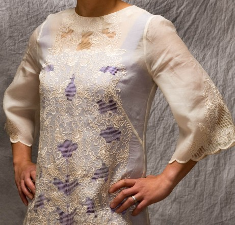 Pina Fabric Detail