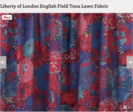 English Field Tana Lawn